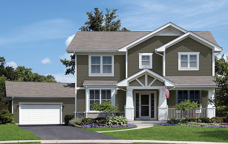 Renovation Systems, Inc. | Locally Owned & Operated Company Offering Quality Vinyl Siding Installation for Cleveland Ohio | Highly Durable & Resists Fading