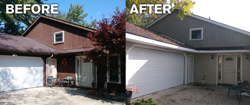 Vinyl Siding Company - Renovation Systems, inc. - Cleveland, Ohio